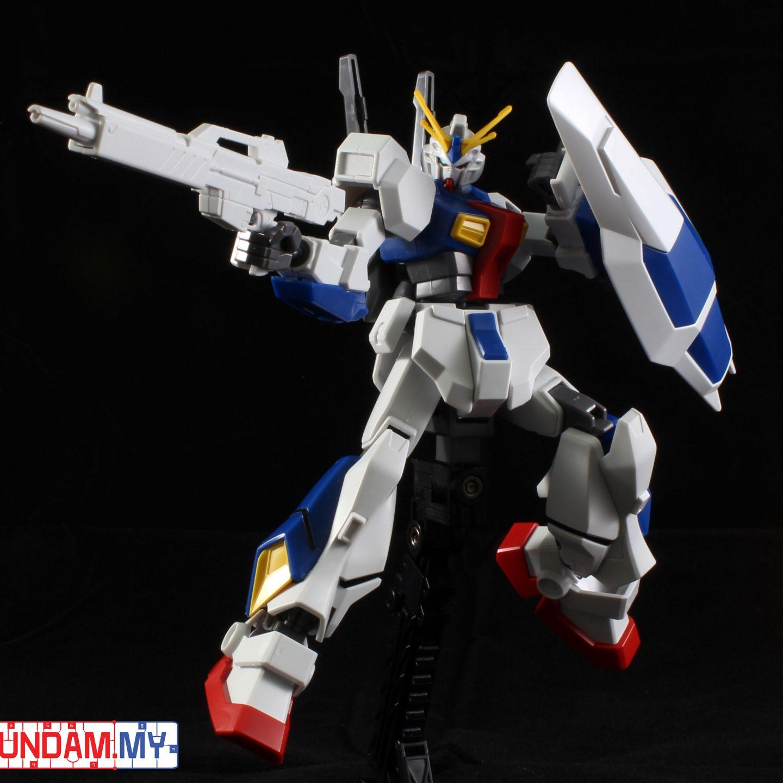 HGUC 1:144 Tristan Gundam Build By H.Foo