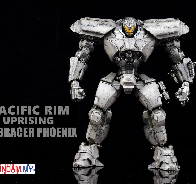 Photo Gallery: HG [PACIFIC RIM] Bracer Phoenix