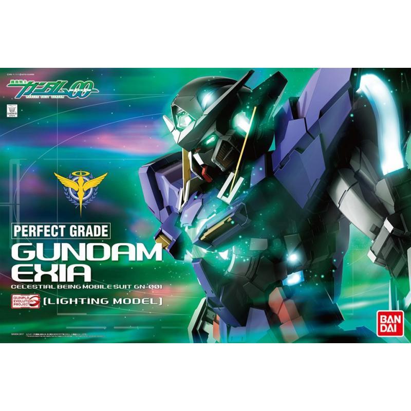 Mobile Suit Gundam Action Pen Evolution GS EXI GN-001 Gundam Exia