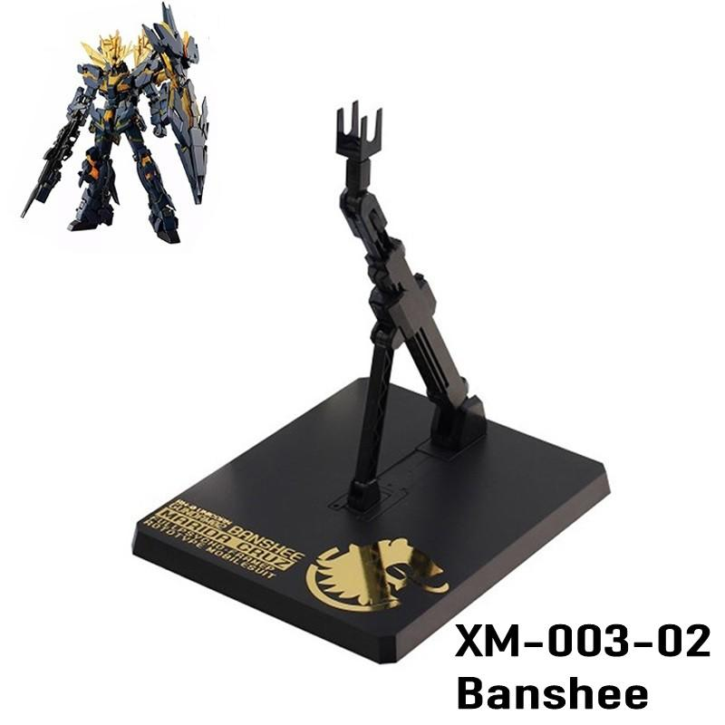 Universal Red New Zeon sinanju display stand base for 1//100 MG Gundam models