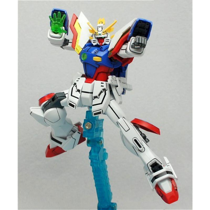 14 Shining Gundam Real Grade Image Download 6