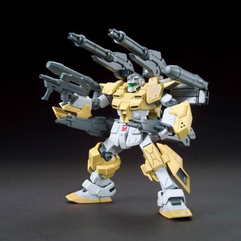 019 Hgbf 1 144 Powered Gm Cardigan Bandai Gundam Models Kits