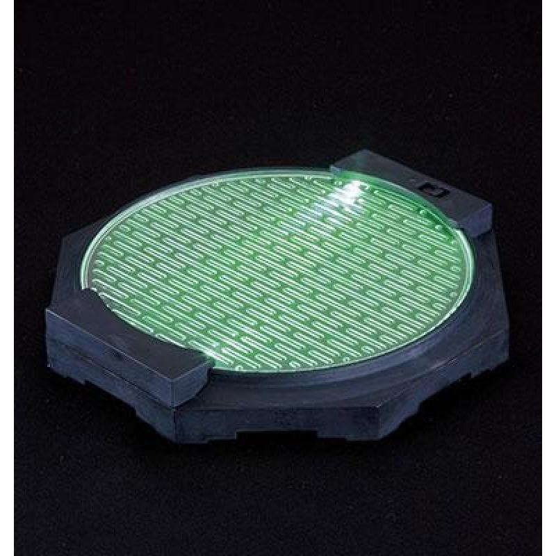 Bandai Hobby Lightning Base Plate Type Display Stand Figure Green Version