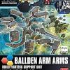 [022] HGBC 1/144 Ballden Arm Arms