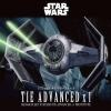 [Star Wars] 1/72 TIE Advanced x1
