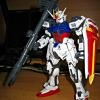 MG 1/100 Aile Strike Gundam (with Bazooka)