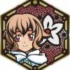 Character Stand Plate Iron Blooded Orphans [06] Atra Mixta (Display)