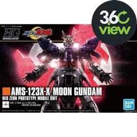 [215] HGUC 1/144 Moon Gundam