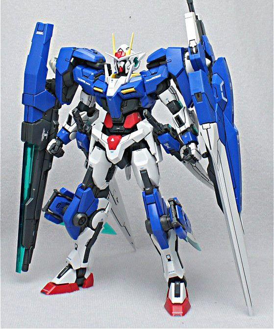 Mg 1 100 00 Gundam Seven Sword G Bandai Gundam Models