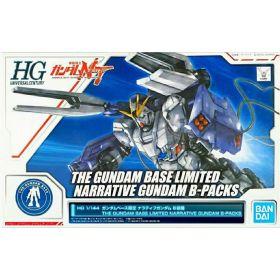 The Gundam Base Limited Narrative Gundam B-Pack