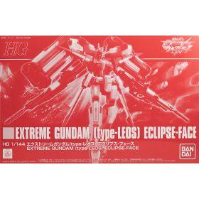 P-BANDAI HG 1/144 EXTREME GUNDAM (type-LEOS) ECLIPSE-FACE