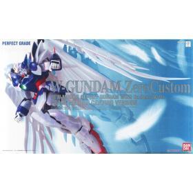 PG 1/60 Wing Gundam Zero Custom (Pearl Mirror Coating Version)