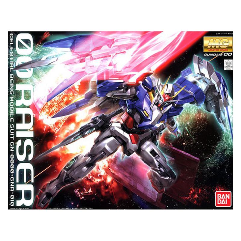 Mg 1 100 Gn 0000 Gundam 00 Raiser Bandai Gundam Models Kits Premium Shop Online Bandai Toy Shop Gundam My Our Online Shop Offers Wide Range Of Gundam Model Kits Lbx Model