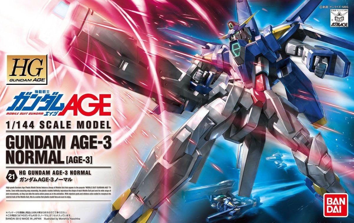 Awesome Gundam Age Online Images