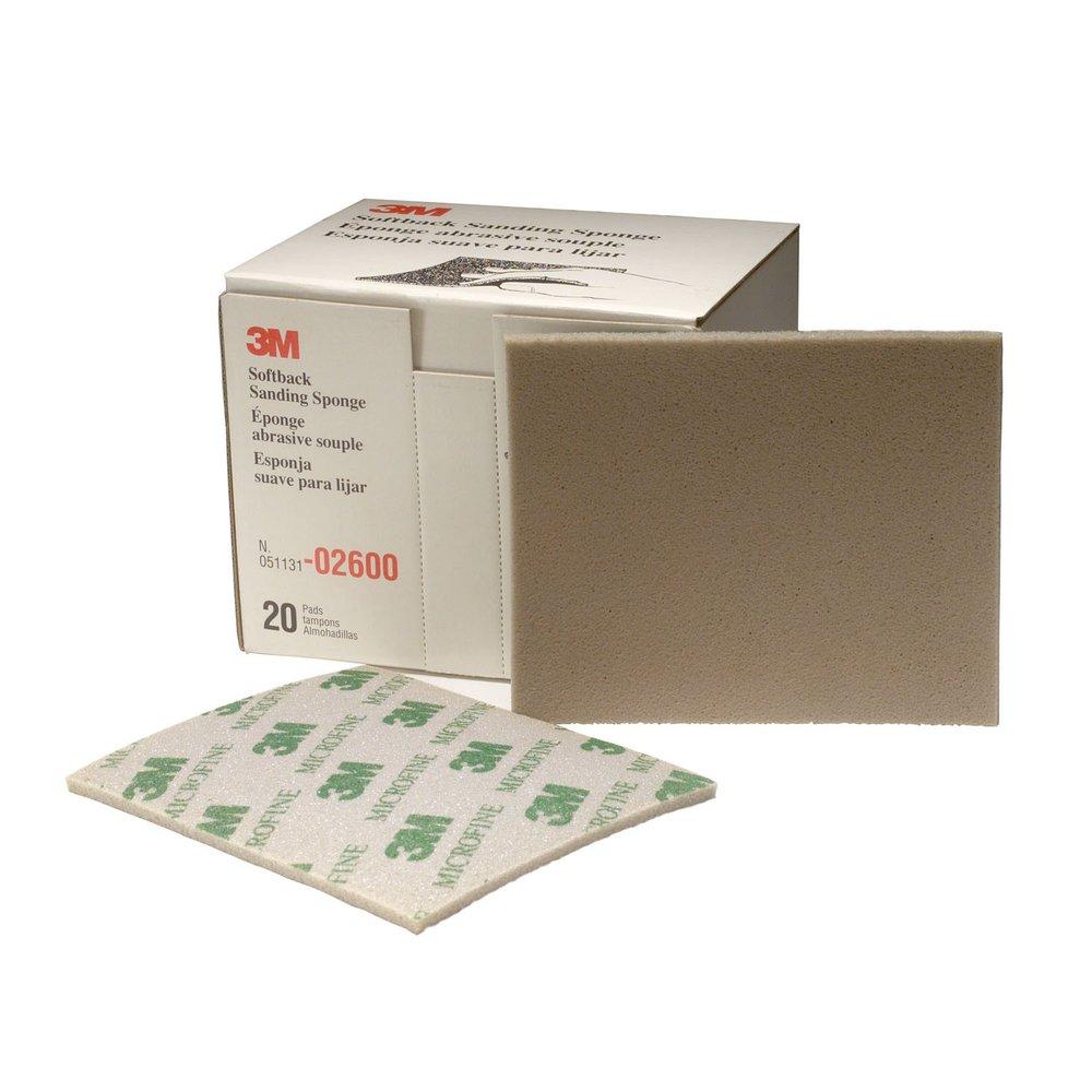 3M Sanding Paper Extra Coarse MICROFINE (GREEN) 1200 - 1500