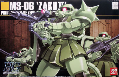 [040] HGUC 1/144 MS-06 Zaku II Mass Production Type