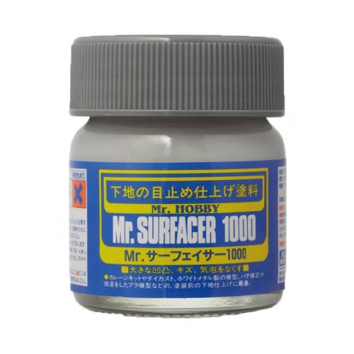Mr Hobby - MR SURFACER 1000 (40ml)