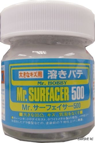 Mr Hobby - MR SURFACER 500 (Grey) 40ml