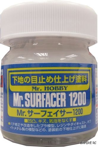Mr Hobby - MR SURFACER 1200 (Grey) 40ml