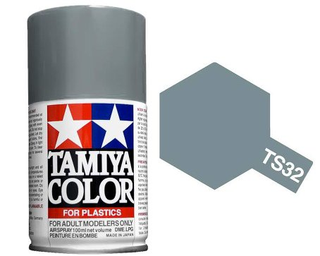 Tamiya Haze Gray Paint Spray TS-32