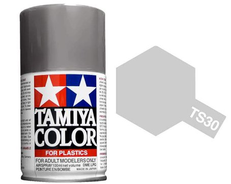 Tamiya Silver Leaf Paint Spray TS-30