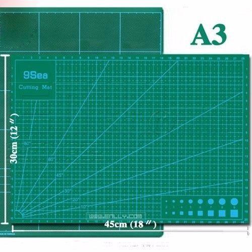 A3 Taiwan cutting mat (30CM x 45CM)