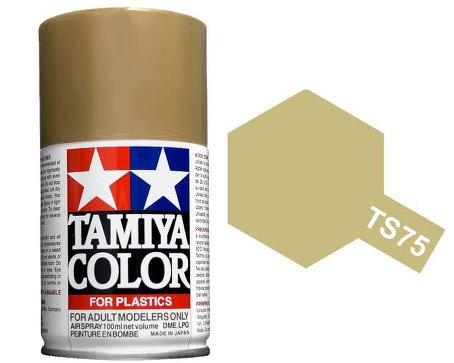 Tamiya Champagne Gold Spray TS-75
