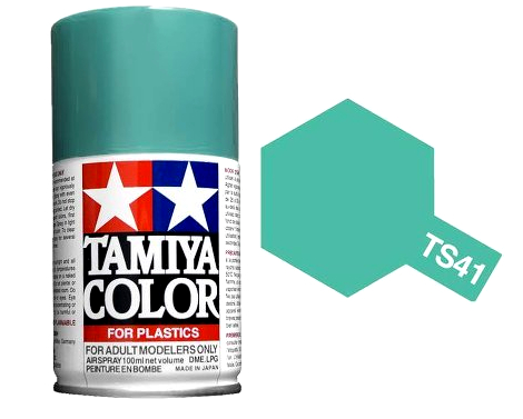 Tamiya Coral Blue Paint Spray TS-41