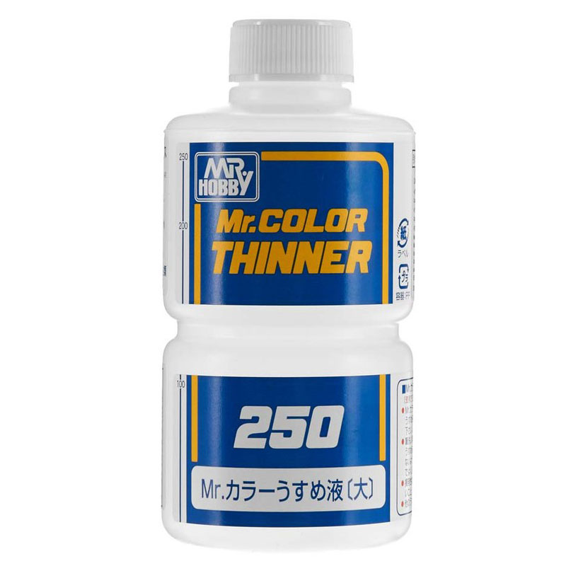 Mr Hobby Mr Color Thinner (250 ML) [Acrylic & Lacquer]