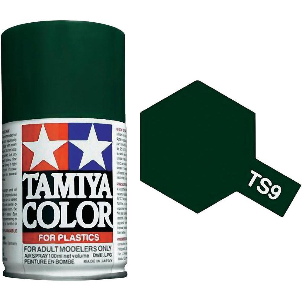 Tamiya British Green Spray TS-09