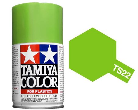 Tamiya Light Green Spray TS-22