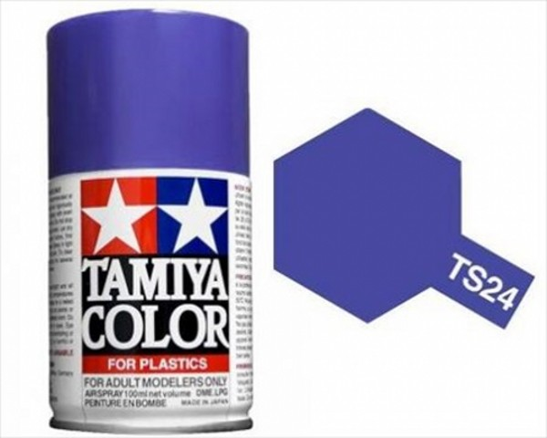 Tamiya Purple Paint Spray TS-24