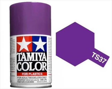 Tamiya Lavender Paint Spray TS-37