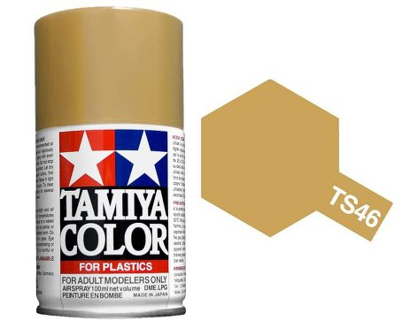 Tamiya Light Sand Paint Spray TS-46