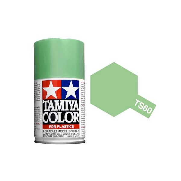 Tamiya Pearl Green Paint Spray TS-60