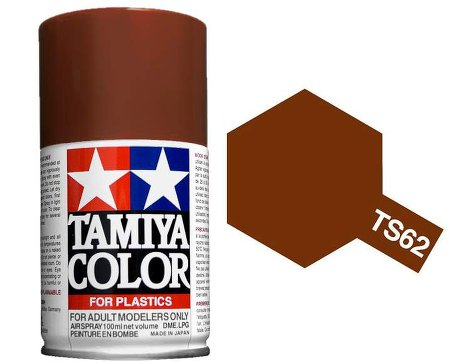 Tamiya Nato Brown Paint Spray TS-62
