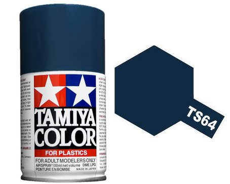 Tamiya Dark Mica Blue Paint Spray TS-64