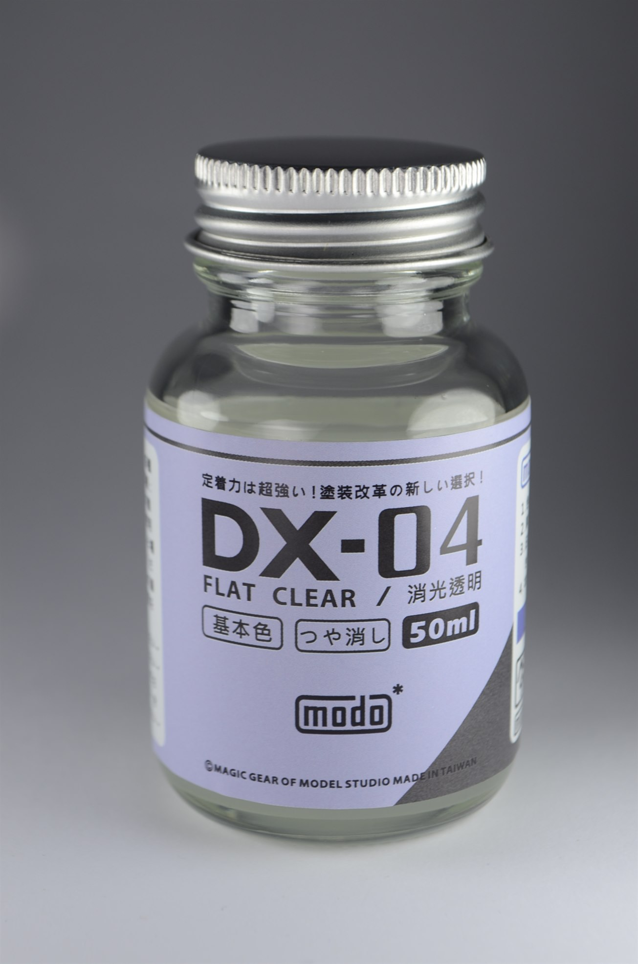 MODO FLAT Clear Coat DX-04 50ML
