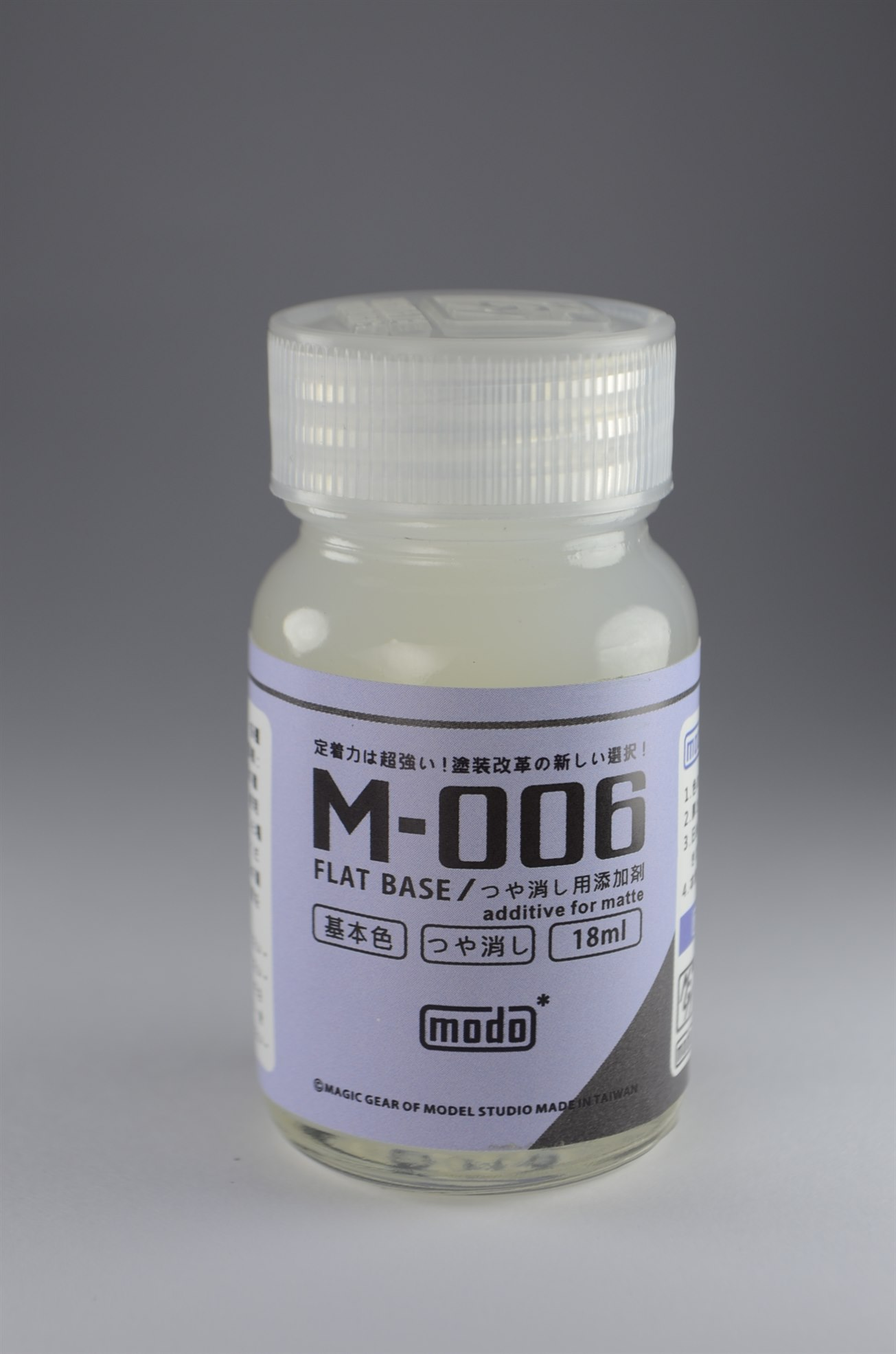 MODO Flat Coat M-006 18ML