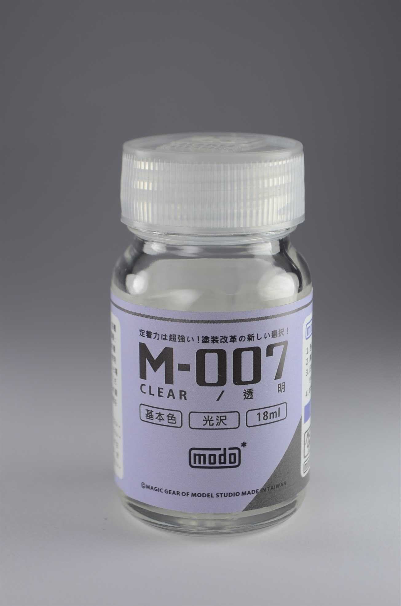 MODO Clear Coat M-007 18ML