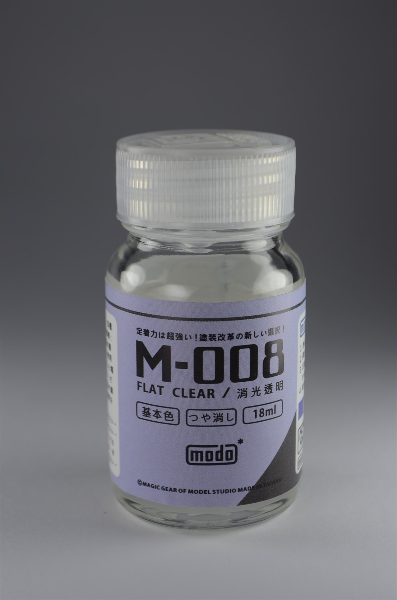 MODO Flat Clear M-008 18ML