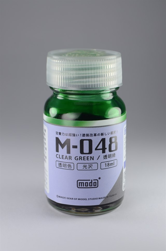 MODO Clear Green M-048 18ML