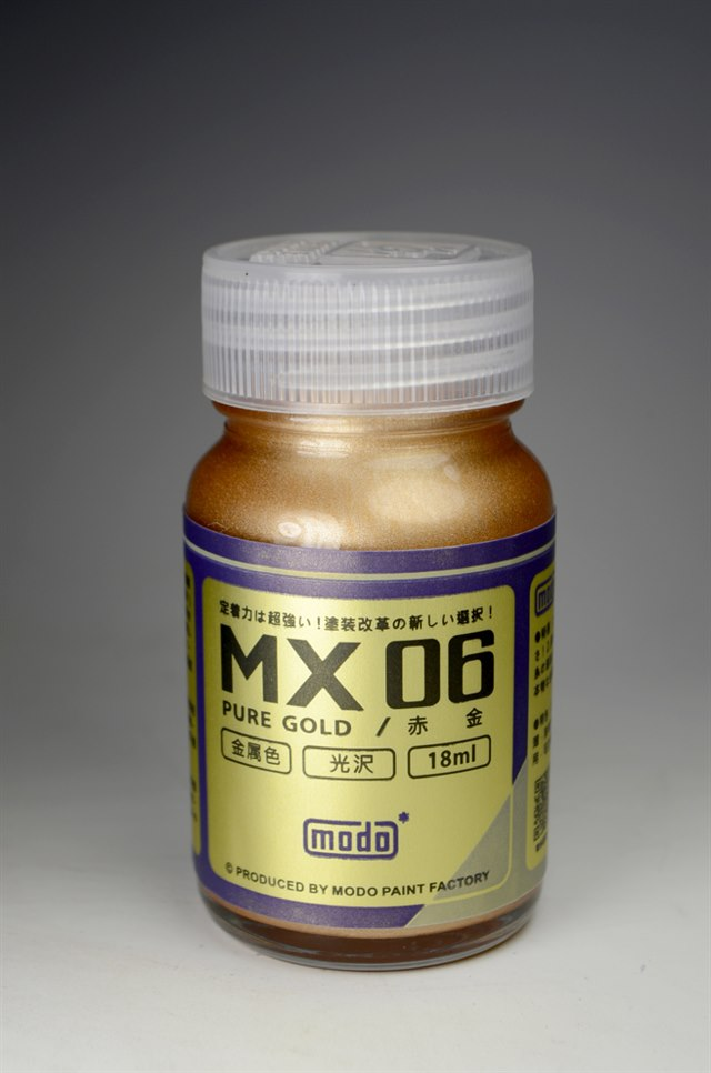 MODO PURE GOLD MX-06 18ML