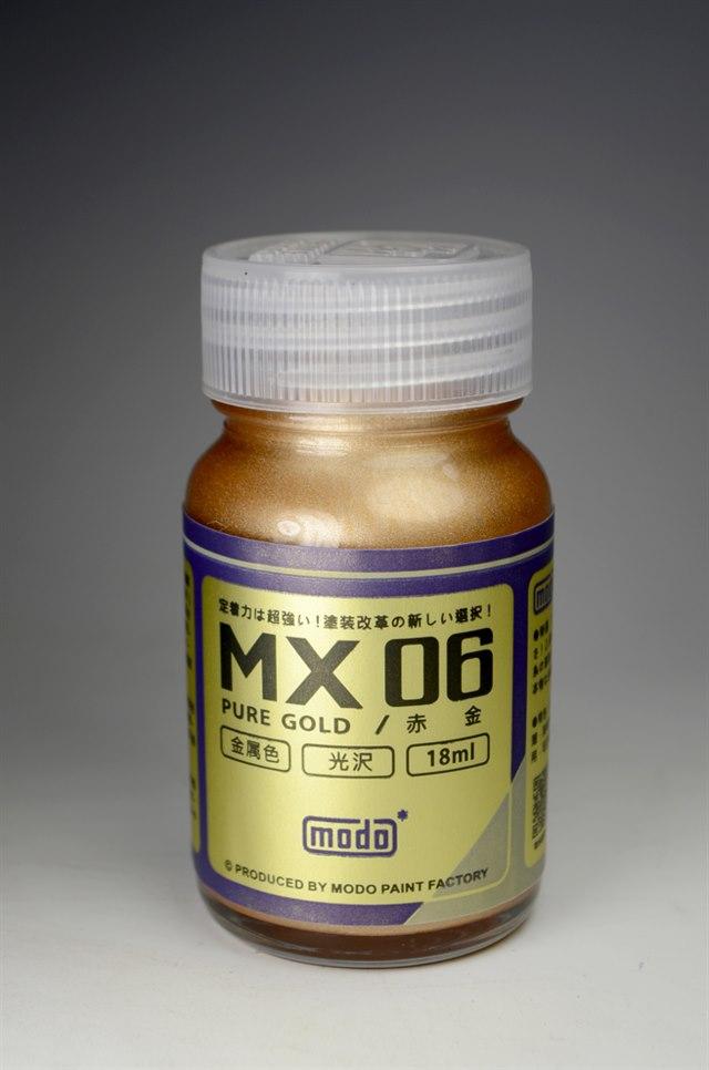 MODO PURE GOLD MX-06 18ML