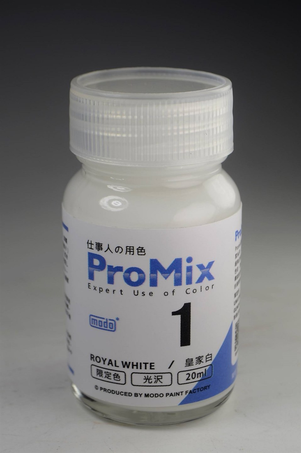 MODO PM-01 PROMIX 1 - Royal White 20ML
