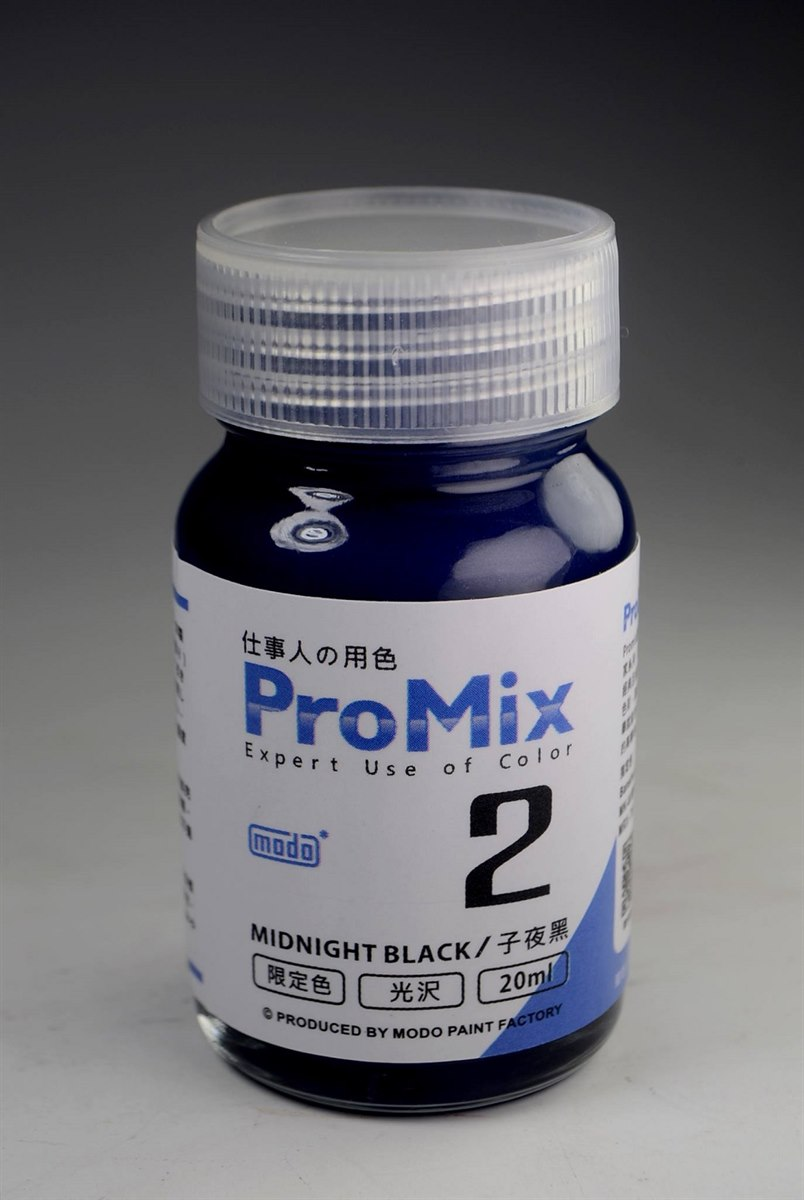 MODO PM-02 PROMIX 2 - Midnight Black 20ML
