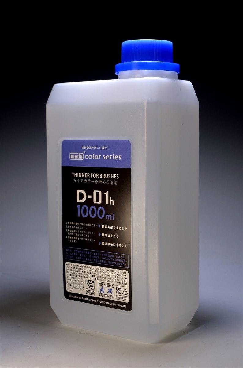 MODO D-01H Lacquer Thinner 1000ML (Big)