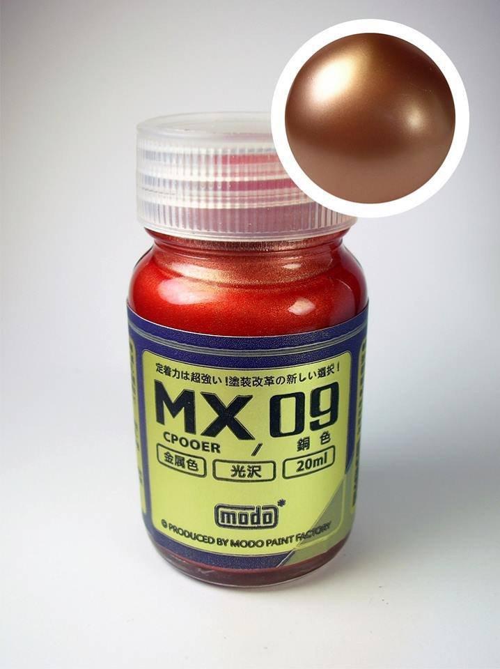 MODO MX-09 - Copper (20ml)