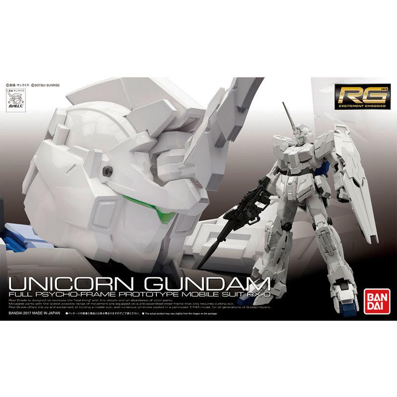 RG Real Grade #25-SP RX-0 Unicorn Gundam Premium 1//144 model kit Bandai