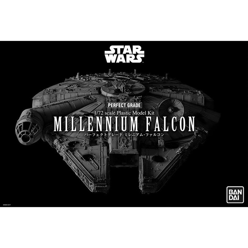 Star Wars Pg 1 72 Millennium Falcon